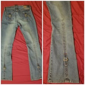Parasuco Jeans - Parasuco Jean Outfit/Jacket and Pants